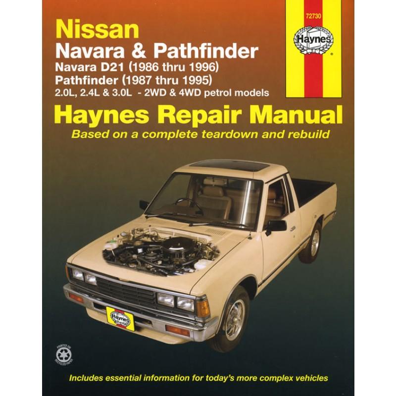 Nissan Navara 1986