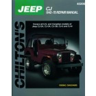 Jeep Chilton Repair Manual for 1945-70