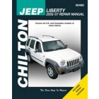 Jeep Chilton Repair Manual for 2002-07