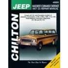 Jeep Chilton Repair Manual for 1957-83