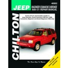 Jeep Chilton Repair Manual for 1984-01