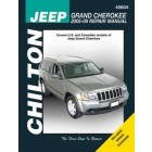 Jeep Chilton Repair Manual for 2005-09