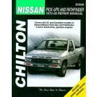 Nissan Pick-ups & Pathfinder Chilton Repair Manual