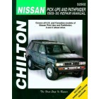 Nissan Chilton Repair Manual for 1989-95