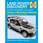 Land Rover Discovery Diesel (2004 - 09) Haynes Manual