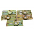 Bonnet Striker Catch Plate
