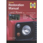 Defender Restoration Manual