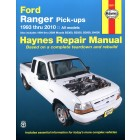 Ford Ranger and Mazda Pick-ups Haynes Repair Manual