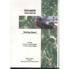 Freelander Overhaul Manual