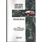Freelander W/Shop Manual