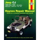 Jeep CJ Haynes Repair Manual