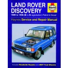 Land Rover Discovery Petrol & Diesel (89 - 98) G to S