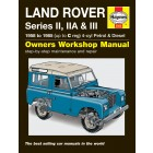 Land Rover Series II, IIA & II