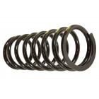 Coil Spring Yellow/White