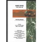 R/Rover W/Shop Manual
