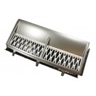L322 Side Vent RH Brunel Metallic