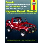 Suzuki Haynes Repair Manual
