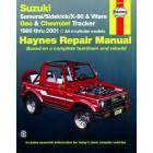 Suzuki Haynes Repair Manual