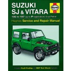 Suzuki SJ Series, Samurai & Vitara (4-cyl) Petrol (82 - 97) up to P
