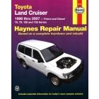Toyota Land Cruiser 1998-2007