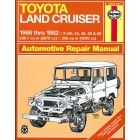Toyota Land Cruiser Haynes Repair Manual