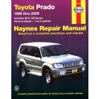Toyota Prado 1996-2009 Haynes Manual