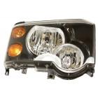 Headlamp & Flasher Assy RH LHD