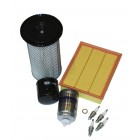 Filter Kit Freelander 1 (2.0L Diesel TDCIE)