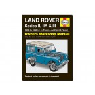 Haynes Owners Workshop Manual - Land Rover Series