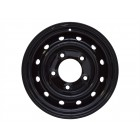 "Black Gloss Wheel - 16"" x 6.5J"