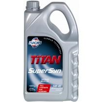 Titan Super Synthetic SAE 5W-40 - 5 Litre