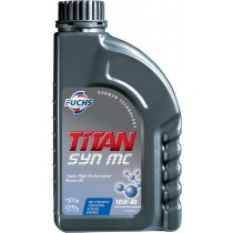 Titan Synthetic MC SAE 10W-40 - 1 Litre