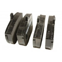 Brake Pads with clips