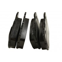 Brake Pads without clips