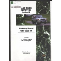 Discovery 2 W/Shop Manual