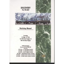 Discovery 95-98 W/shop Manual