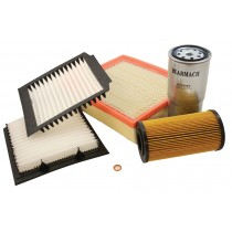 Range Rover P38 2.5 TD Filter Kit