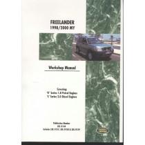 Freelander Overhaul Manual
