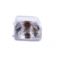 Indicator Assembly Front White