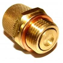 Drainplug 1/4 x 19BSP - Standard Series LSF100040L