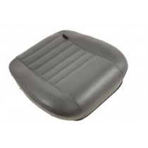Seat Cushion Grey Vinyl