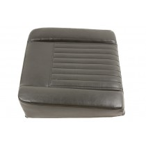 Seat Cushion Outer Fr Black DX