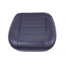Front Outer Seat Base Black Vinyl