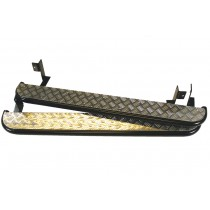 Side Step & Sill Guard Pair Defender 90