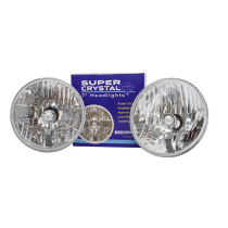 Wipac Super Crystal Headlights (RHD)