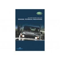 LTP Land Rover 90, 110, 127 and Defender 90, 110, 130 1983-20