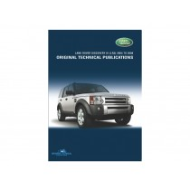 LTP Land Rover Discovery III 2004-2008