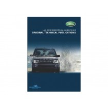 LTP Land Rover Discovery IV 2009 to 2012