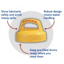 Oil Safe Storeage Cap