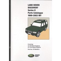 Discovery 2 Parts Catalogue